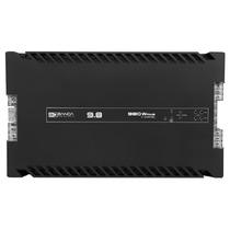 Banda Voxer 9.8 980w Rms Amplificador 4 Canais 2 Ohm Módulo