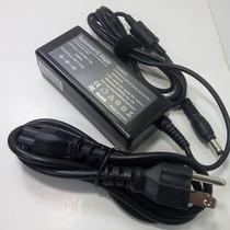 Cargador Para Toshiba Satellite C655, L505 Etc 19v 3.42a