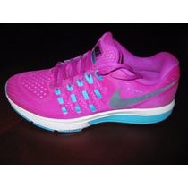 Nike Vomero 11, Us 10, Color Purpura / Turquesa
