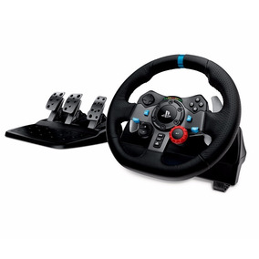 Volante Logitech Driving Force U.s. G29 Para Playstation 3/4