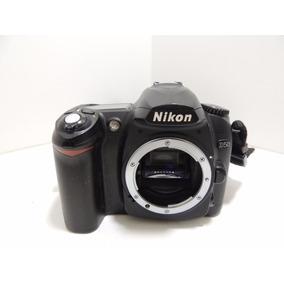 Camera Nikon D50 Não Esta Lendo Cartão