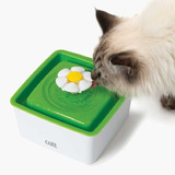 Bebedero Para Gatos mini Flower Fountain Cat It