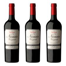 Vino Nicasia Malbec Blend X 3 Botellas !