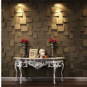 Paredes Paneles Decorativas 3d,techos En Yeso,moldura