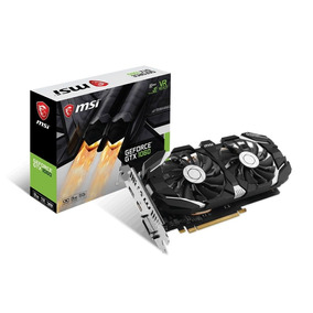 Placa De Vídeo Msi Geforce Gtx1060 Oc 3gb Gddr5 912-v328-081