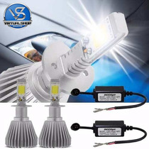 Kit Xenon Led Carro Lampada H1 H3 H4 H7 Hb3 Hb4 6000k