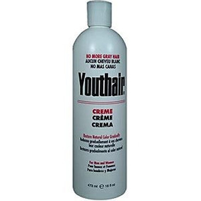 Youthair Creme, For Men And Women 16 Oz (pack Of 3)