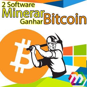 2 Software Pra Minerar Ganhar Bitcoin E Outras Criptomoedas