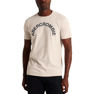 Tshirt Abercrombie Soft A&f Tee Original Eua Graphic Tee