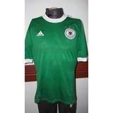 Camiseta De La Selección De Alemania De La Euro 2012 Talle M