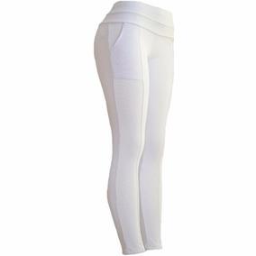 Calça Legging Montaria Gorgurão Leg Gorgurinho Canelada