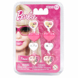 Kit De Acessórios 2 Brincos Barbie - Intek