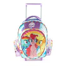 Educando Mochila Carro 16 Pulg My Little Pony Reforzada Esco