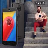 Smartphone Motorola Moto C Quad Core 16gb - Lacamento