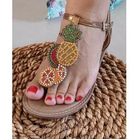 Sandalia Rasteirinha Mariotta, Tifa Shoes