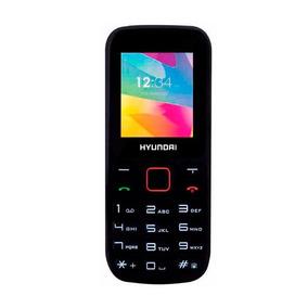 Celular Hyundai D45 Negro Mp3 Y Radio