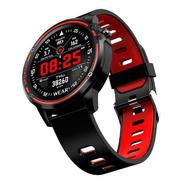 Relógio Smartwatch L8 Sport Preto Android E Ios 49mm