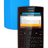 Incrível Celular Nokia Asha 205 Dual Sim Azul Seminovo
