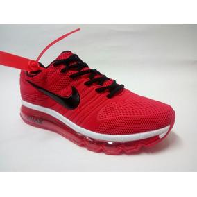zapatillas yeezy rojas