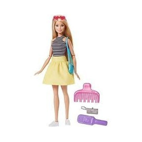 Boneca Barbie Fashion Estilo Dia E Noite - Mattel