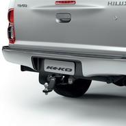 Enganche Remolque Toyota Hilux 2005-2015 Keko