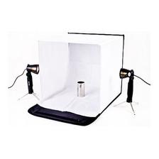 Set Estudio Fotográfico Profesional Portátil + Accesorios