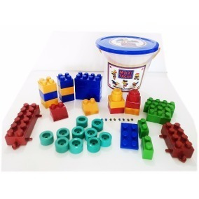Tobo De Legos, Juego Didactico