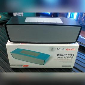 Cornetas Inalambricas Bluetooth Music Apollo S815