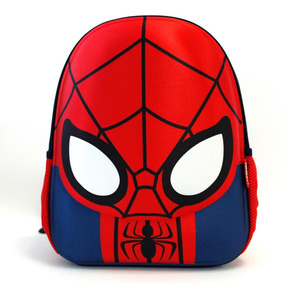 Mochila 3d Marvel Ultimate Spiderman