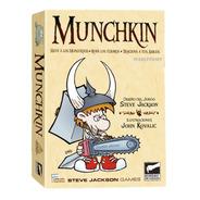 Munchkin Juego De Mesa Original Scarletkids Bureau S Jackson