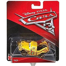 Cars 3 Disney Pixar Taco Metal Coleccion Bunny Toys