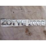 Emblema Zotye 2008 1.6