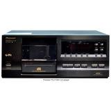 Compactera Pioneer Pd-f507 25 Cds C/remoto Perfecto Estado