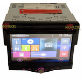 Autoestereo Dvd Pantalla Touch 7 Lcd Usb Vr-735b Bluetooth