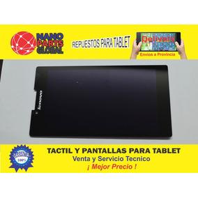 Pantalla Lcd Lenovo Tab2 A7-30 Tablet 7 Pulgadas Táctil Hd