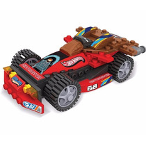Hot Wheels Blocos Carrinho Radical Dirtbreaker Fun 8109-5