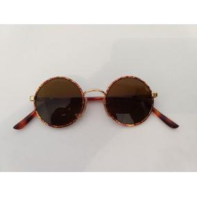 Oculos Redondo John Lennon De Sol - Óculos no Mercado Livre Brasil 62f650cdb9