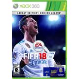 Fifa 18 Para Xbox 360 Envio Gratis ------------------mr.game