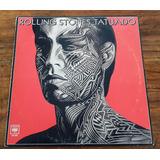Disco The Rollings Stones Album Tatuado