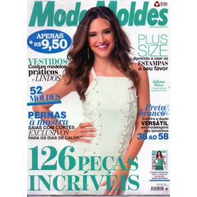 Revista Moda Moldes 81 Juliana Paiva 52 Moldes Nova Lacrada!