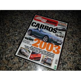 Revista Quatro Rodas Edição Especial 2003