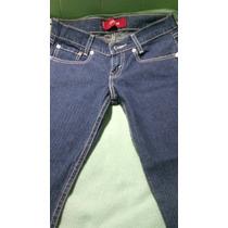 Pantalon Levis Dama Original Modelo 518 Tela Suave Nuevo