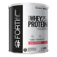 Fortifit Pro Whey Protein Isolate Shake De Frutas