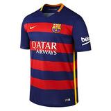 Camisa Barcelona Home Pronto Entra
