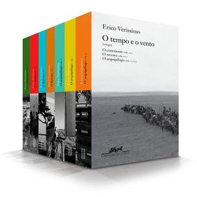 Ebook - Trilogia O Tempo E O Vento 7 Livros- Érico Verissimo