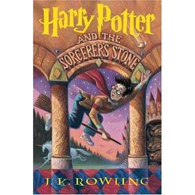 Set De 4 Primeros Libros Harry Potter Pasta Dura In *r1