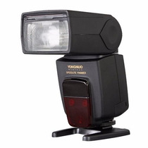 Flash Yongnuo Yn-568ex Para Máquinas Fotográficas Dslr Nikon