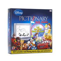 Disney Pictionary Juego En Dvd