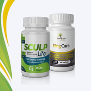 Kit Sculp Life + King Care Bem Estar Life