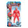 Rojo Iron man